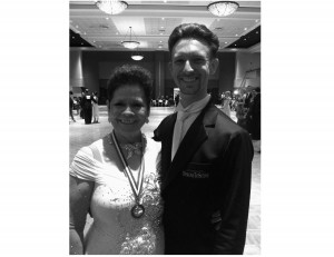 Sandy and Adam Columbus Dancesport 2014