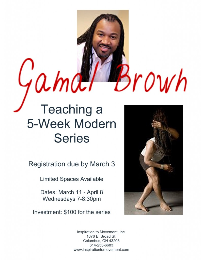 gamal brown teaching-001