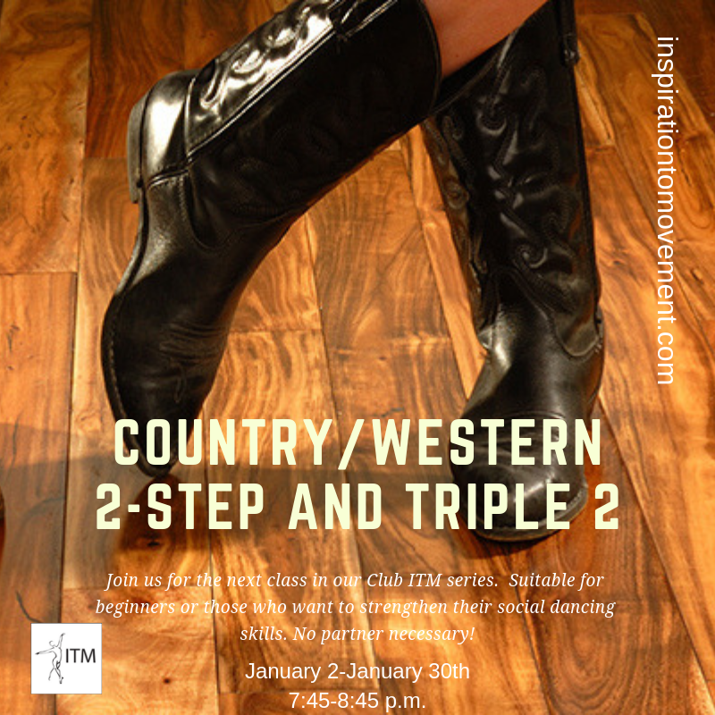 country western 2 step inspiration to movement inc